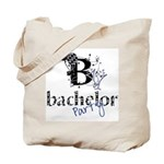 Bachelor Party Tote Bag