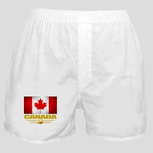 Canadian Pride Boxer Shorts