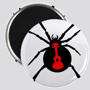 Ukulele Spider Magnet