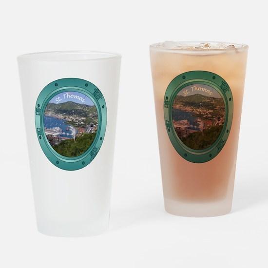 St Thomas Porthole Pint Glass