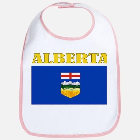 Alberta Flag Bib