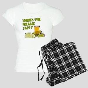 Where's the Salt? Women's Light Pajamas
