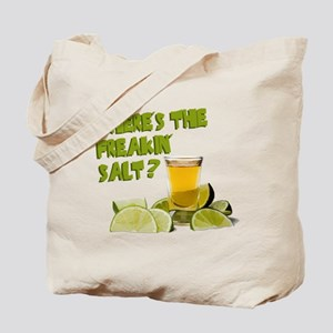 Where's the Salt? Tote Bag