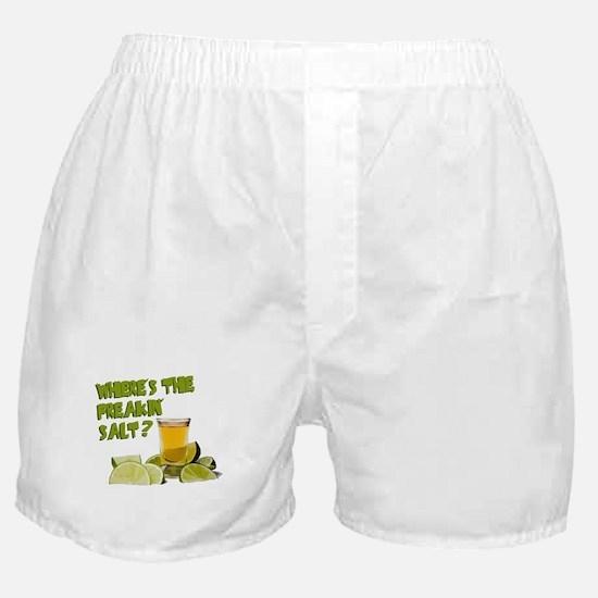 Where's the Salt? Boxer Shorts