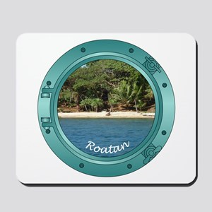 Roatan Beach Mousepad