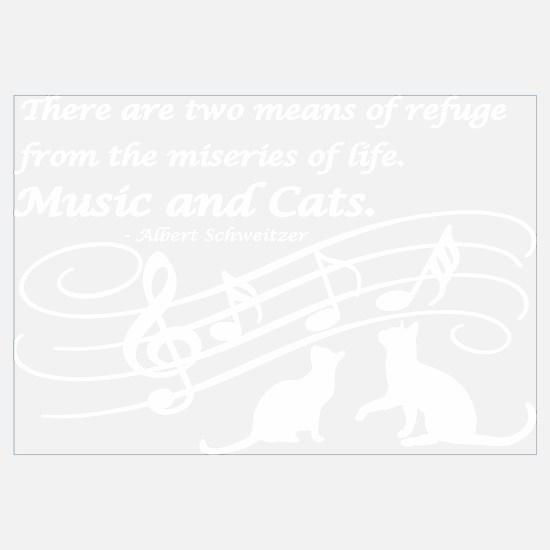 Funny Musical animals Wall Art