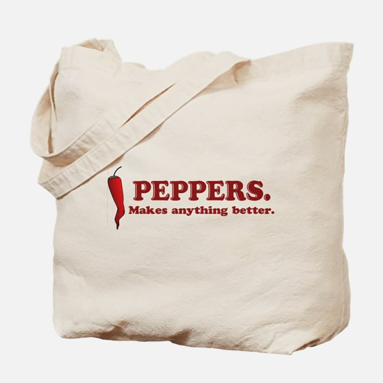 Pepper Lovers Tote Bag