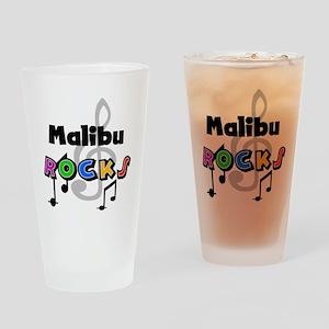 Malibu Rocks Pint Glass