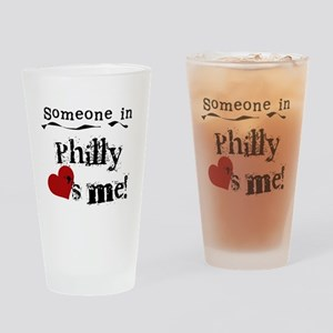 Philly Loves Me Pint Glass