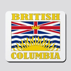 British Columbia Mousepad