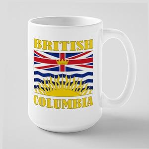 British Columbia Large Mug