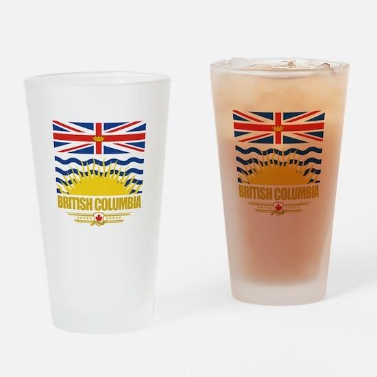 British Columbia Pride Pint Glass