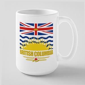 British Columbia Pride Large Mug