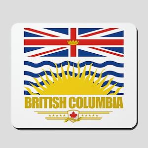 British Columbia Pride Mousepad