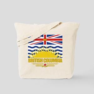 British Columbia Pride Tote Bag