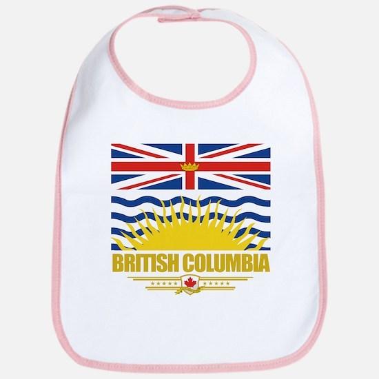 British Columbia Pride Bib