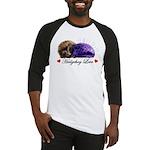 Hedgehog Love Baseball Jersey