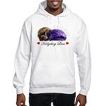 Hedgehog Love Hooded Sweatshirt