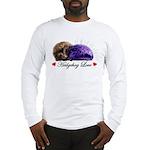 Hedgehog Love Long Sleeve T-Shirt