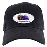 Hedgehog Love Black Cap