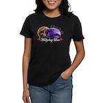 Hedgehog Love Women's Dark T-Shirt