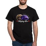 Hedgehog Love Dark T-Shirt