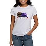 Hedgehog Love Women's T-Shirt