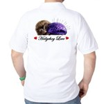 Hedgehog Love Golf Shirt