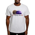 Hedgehog Love Light T-Shirt
