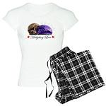 Hedgehog Love Women's Light Pajamas