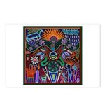 Chapala Huichol Postcards (Package of 8)