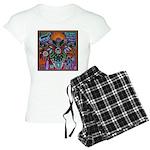 Chapala Huichol Women's Light Pajamas