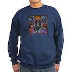 Chapala Huichol Sweatshirt (dark)