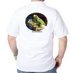 Zeus & Gwena Golf Shirt