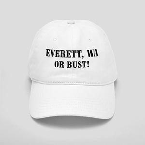 Everett or Bust! Cap