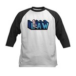 Law Kids Baseball Jersey