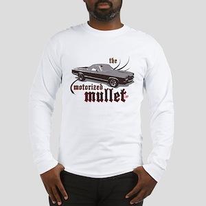 mullets_600dpi Long Sleeve T-Shirt