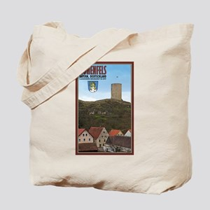 Hohenfels Tower Tote Bag