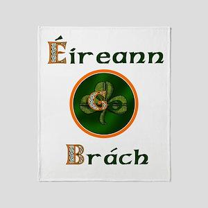 Eireann Go Brach Throw Blanket