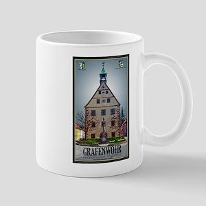 Grafenwöhr Rathaus Mug