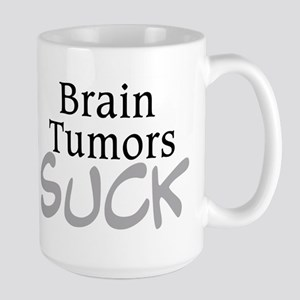 Brain Tumors Suck Large Mug