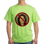 No Michele 2012 Green T-Shirt