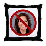 No Michele 2012 Throw Pillow