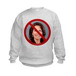 No Michele 2012 Kids Sweatshirt