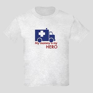 My Mommy Is My Hero Kids Light T-Shirt
