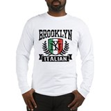 Brooklyn Long Sleeve T-shirts