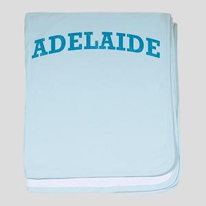 Vintage Adelaide baby blanket