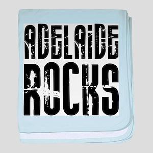 Adelaide Rocks baby blanket