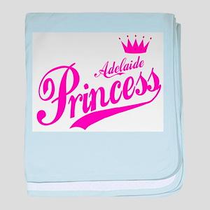 Adelaide Princess baby blanket