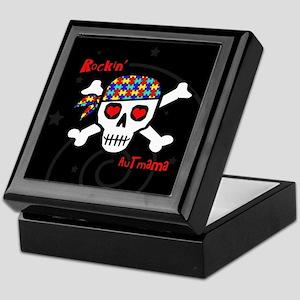 Awesome AutMama Keepsake Box